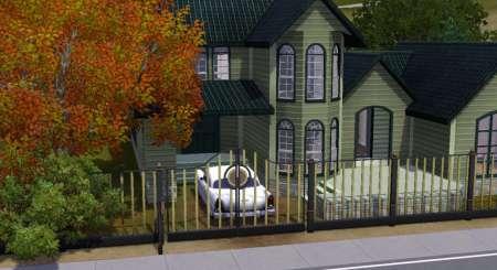 The Sims 3 Zahradní Mejdan 575