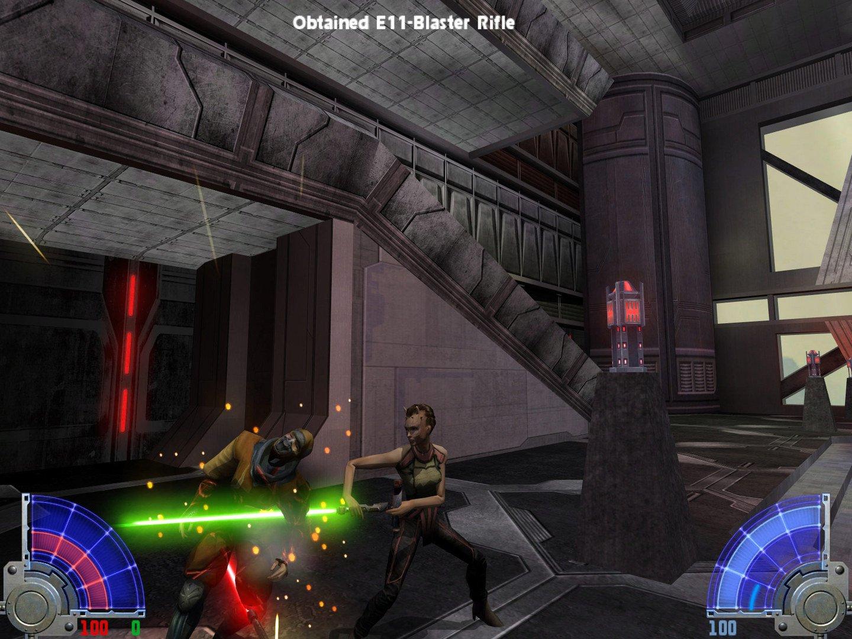 STAR WARS Jedi Knight Jedi Academy 12