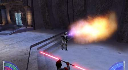 STAR WARS Jedi Knight Jedi Academy 2