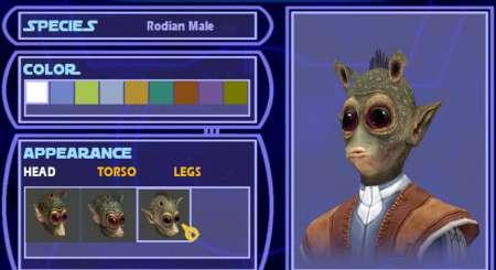 STAR WARS Jedi Knight Jedi Academy 9