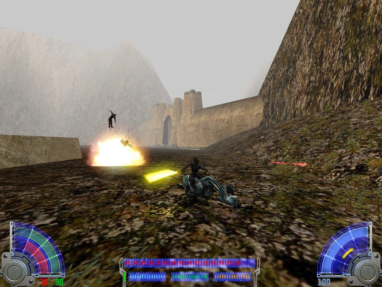 STAR WARS Jedi Knight Jedi Academy 7