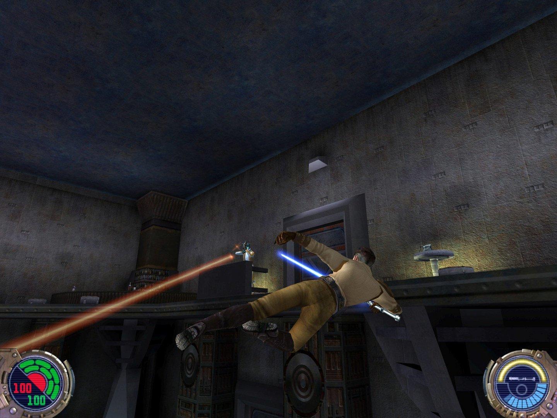 STAR WARS Jedi Knight 2 Jedi Outcast 10