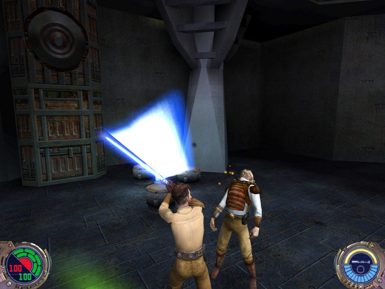 STAR WARS Jedi Knight 2 Jedi Outcast 12