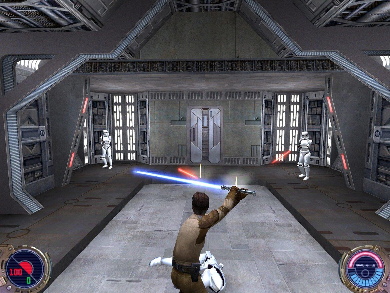 STAR WARS Jedi Knight 2 Jedi Outcast 7