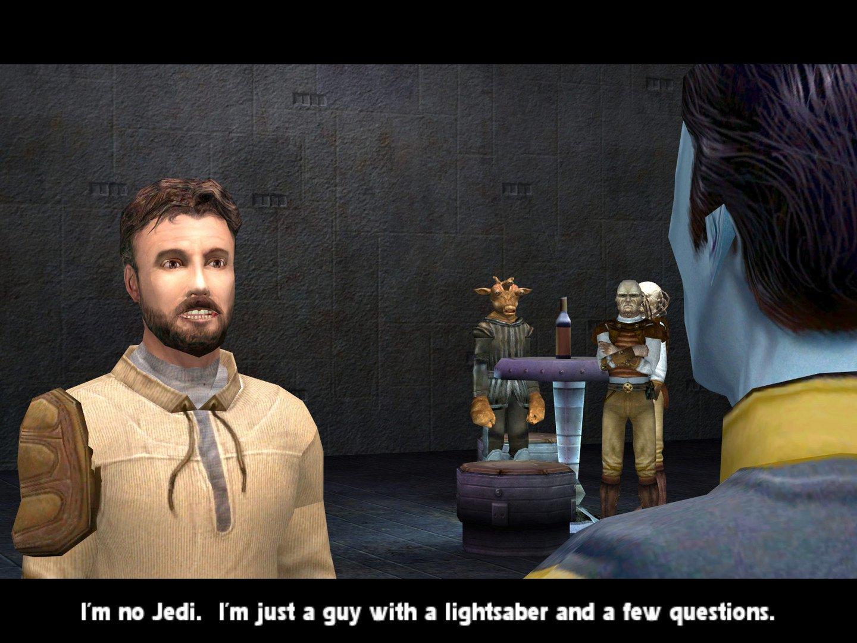STAR WARS Jedi Knight 2 Jedi Outcast 8