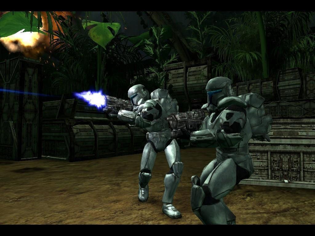 STAR WARS Republic Commando 8
