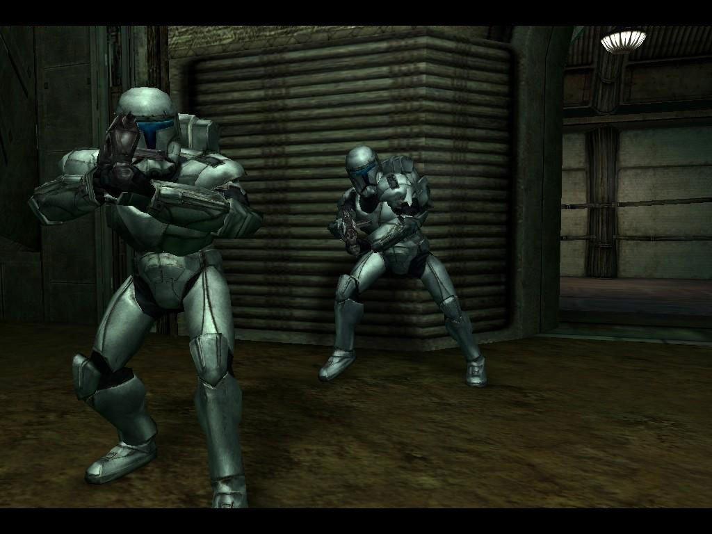 STAR WARS Republic Commando 9