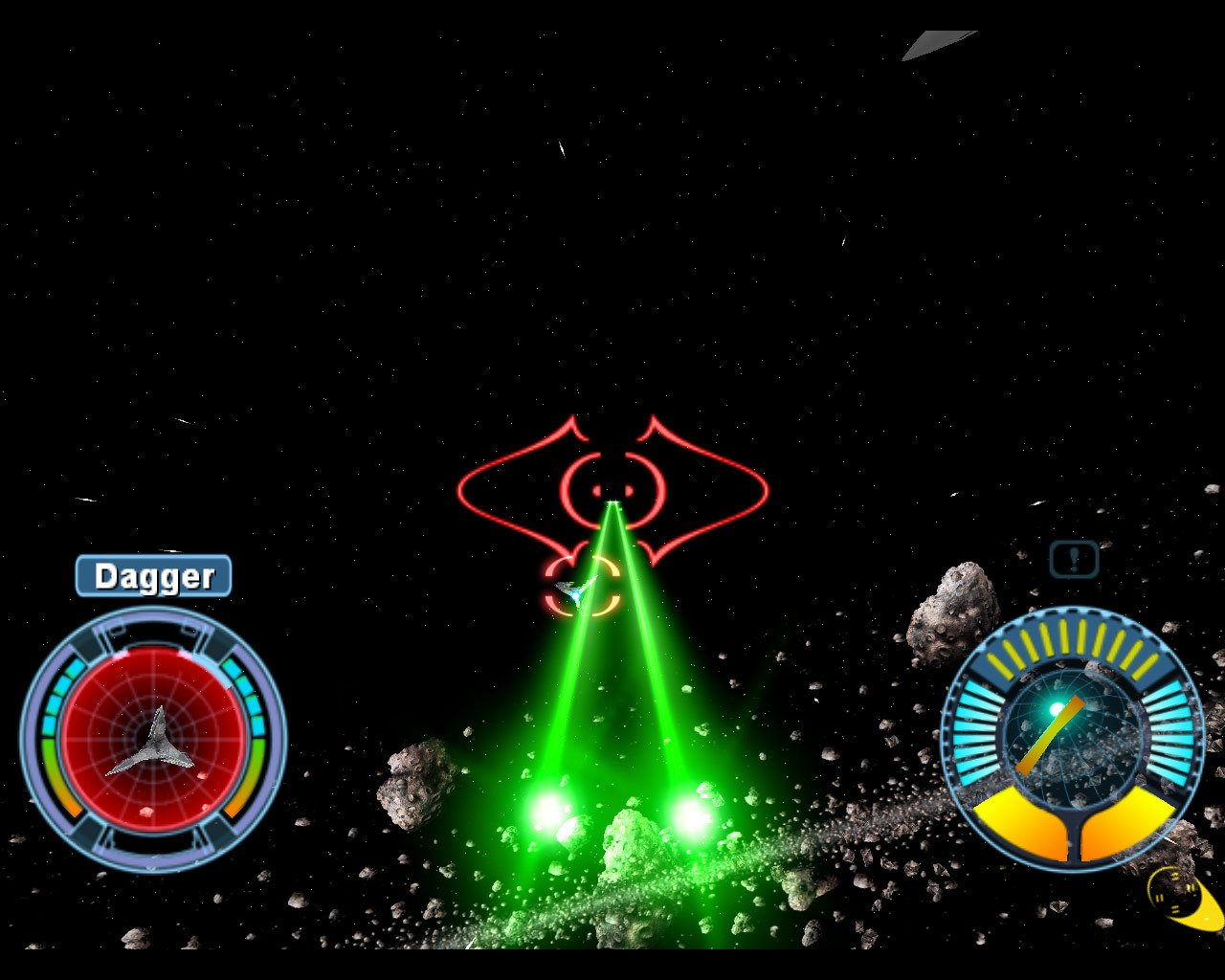 STAR WARS Starfighter 12
