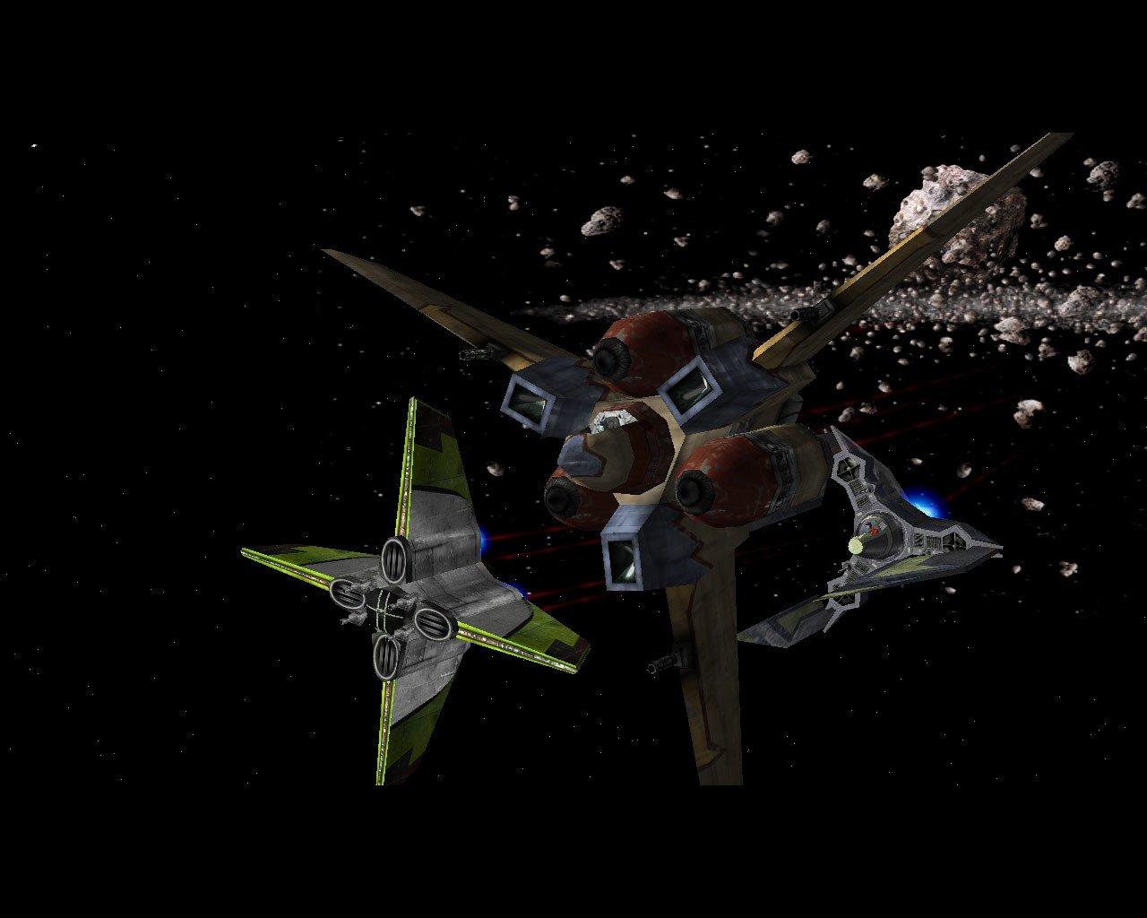 STAR WARS Starfighter 13