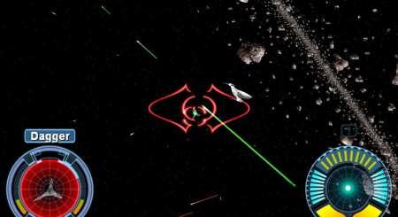 STAR WARS Starfighter 8