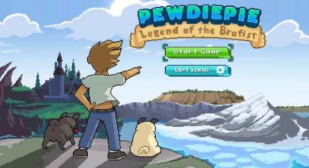 PewDiePie Legend of the Brofist 1