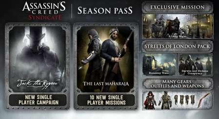 Assassins Creed Syndicate Season Pass 1