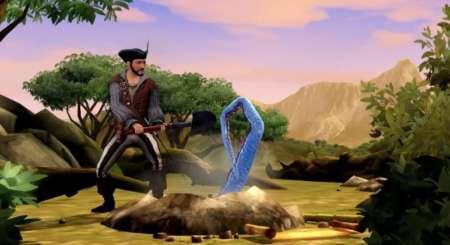 The Sims 3 Pirátská zátoka 2087
