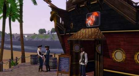 The Sims 3 Pirátská zátoka 578
