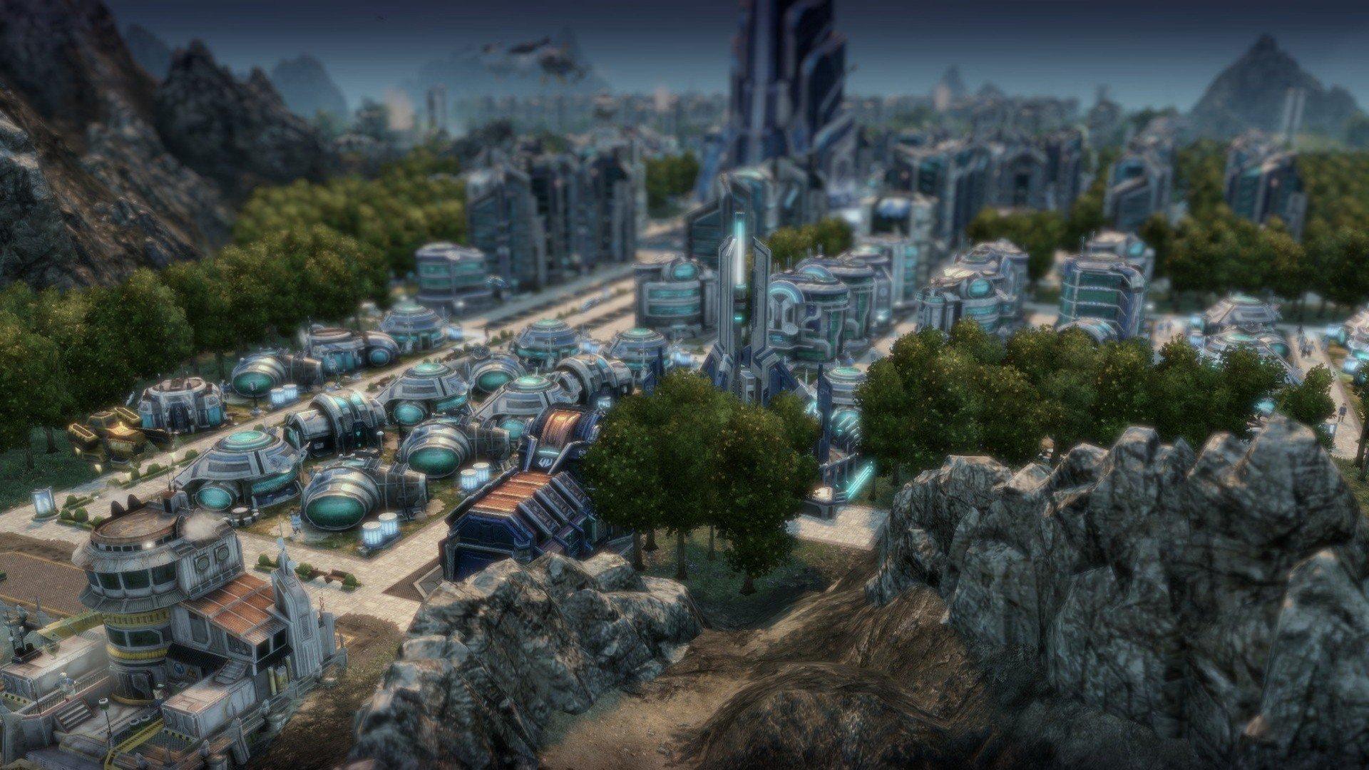 Anno 2070 + Deep Ocean 4