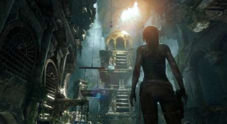 Rise of the Tomb Raider 20 Year Celebration Edition 11