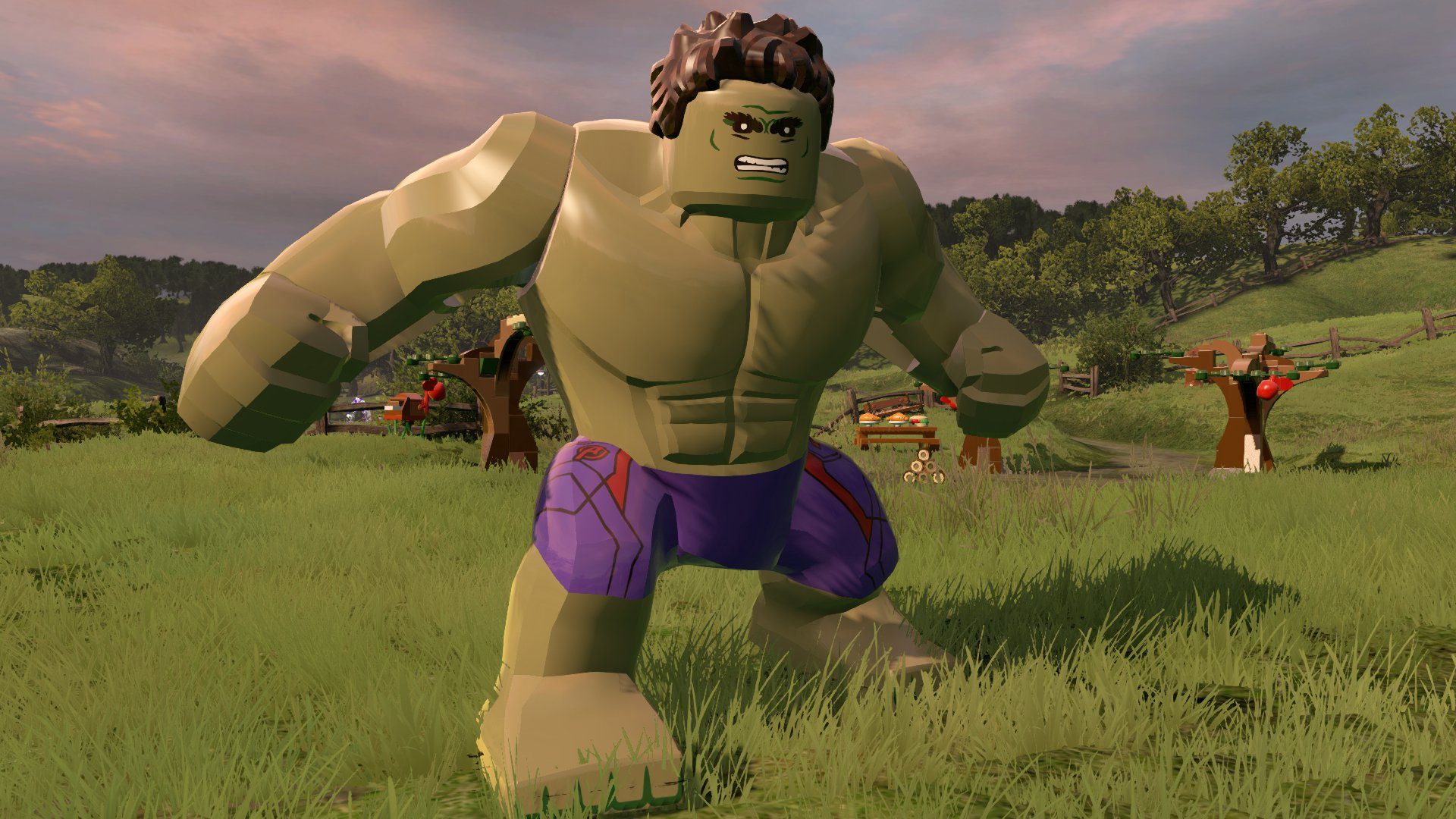 LEGO Marvels Avengers 10