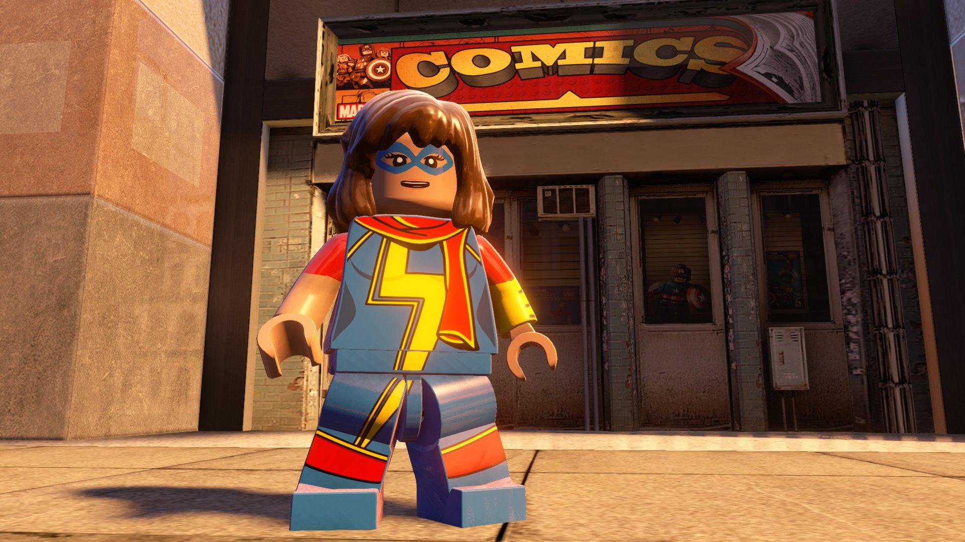 LEGO Marvels Avengers 11