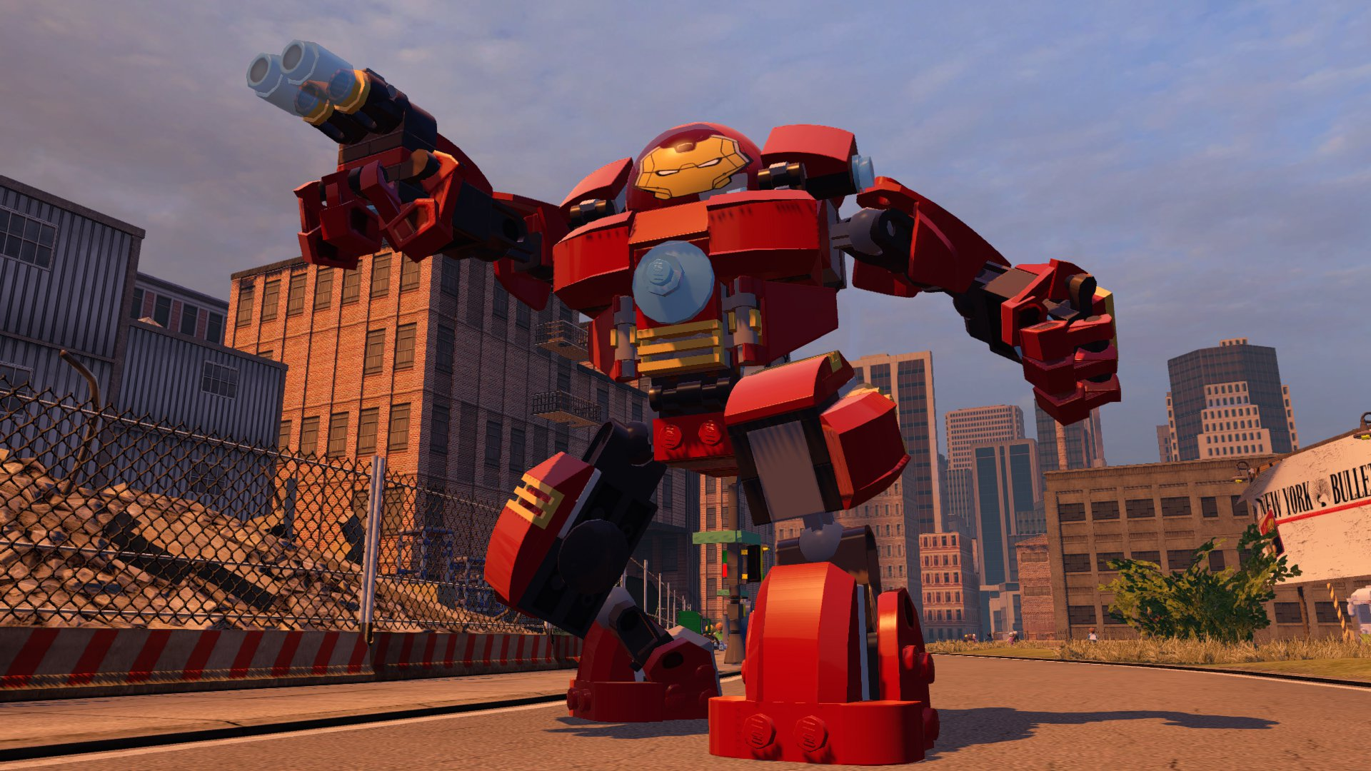 LEGO Marvels Avengers 14