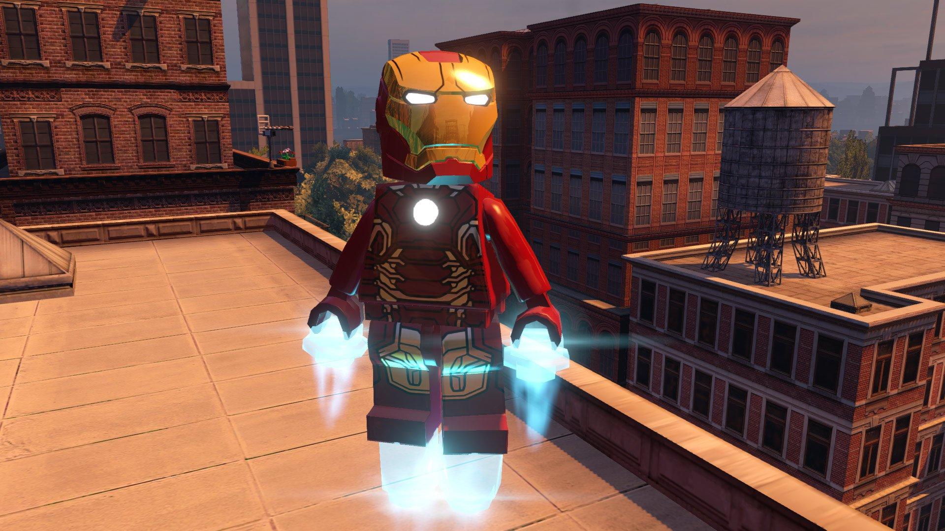 LEGO Marvels Avengers 7