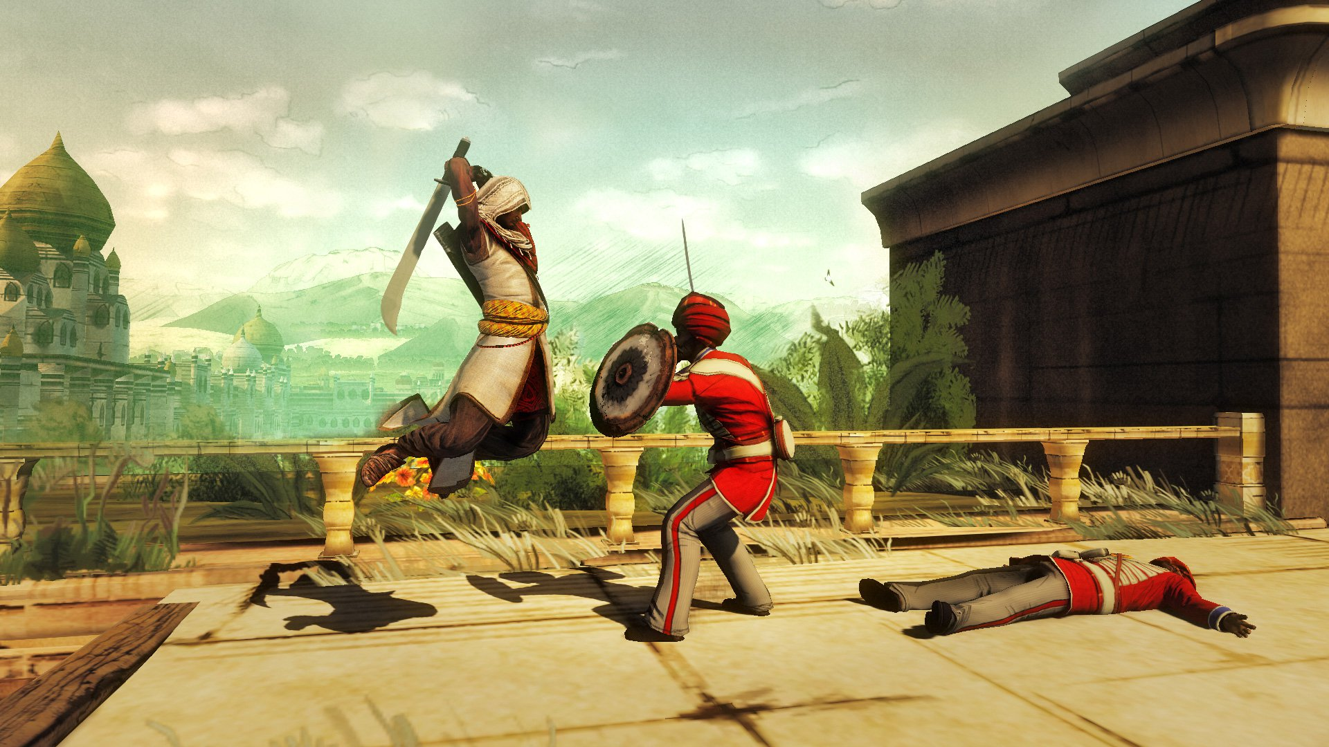 Assassins Creed Chronicles India 10