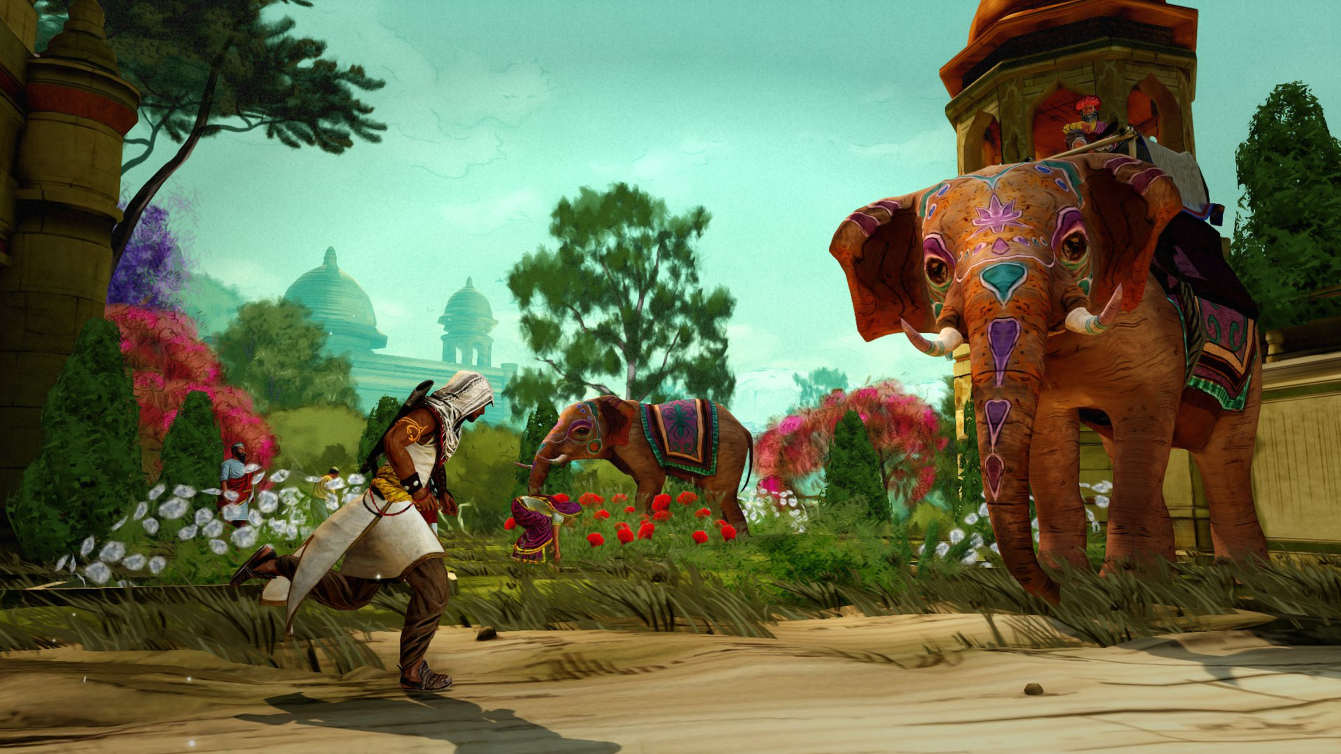 Assassins Creed Chronicles India 4