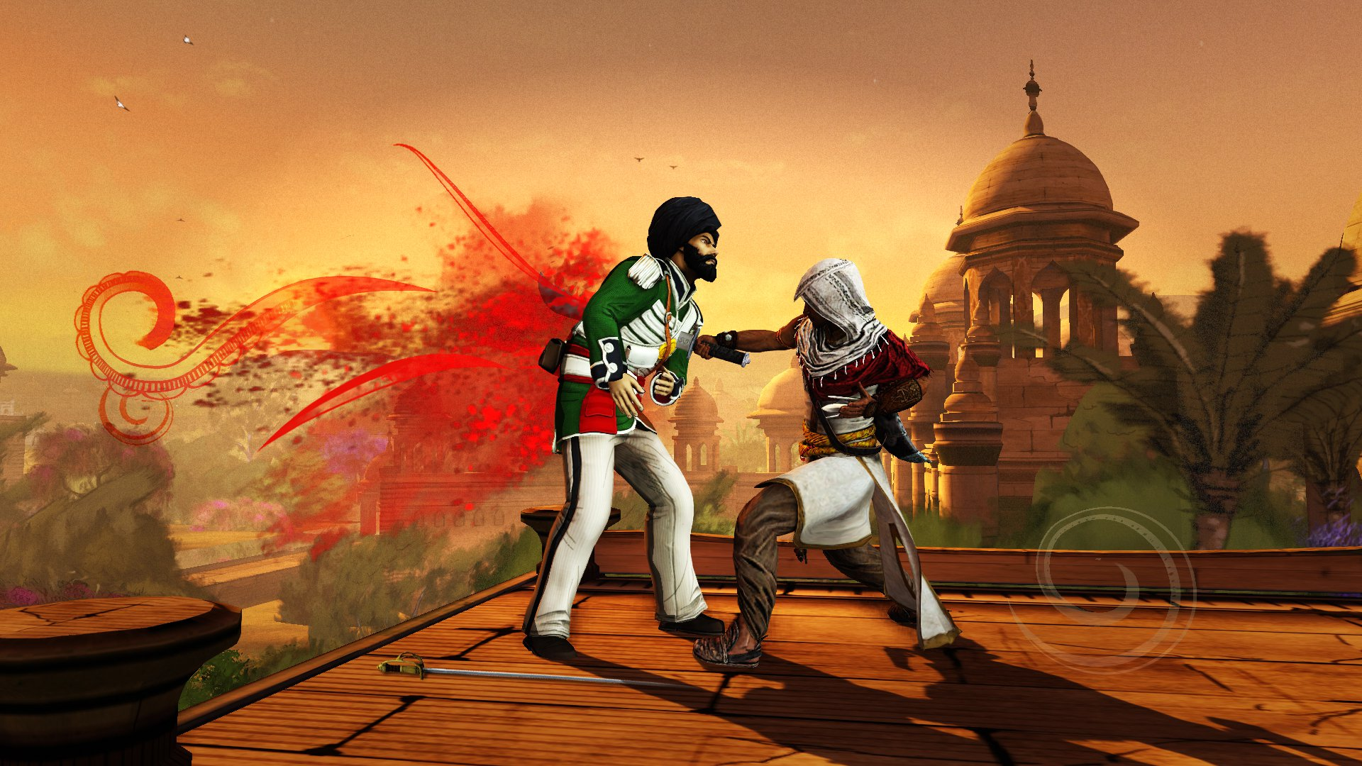 Assassins Creed Chronicles India 5