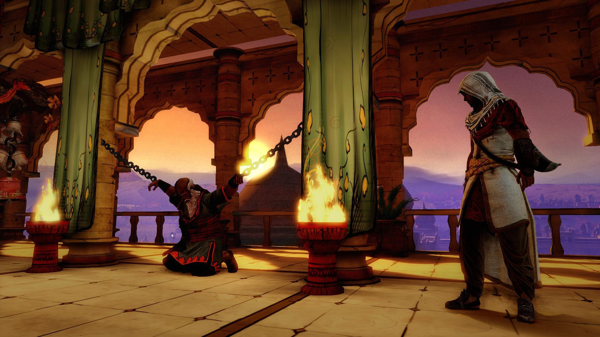 Assassins Creed Chronicles India 7