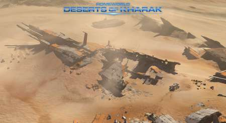 Homeworld Deserts of Kharak 3