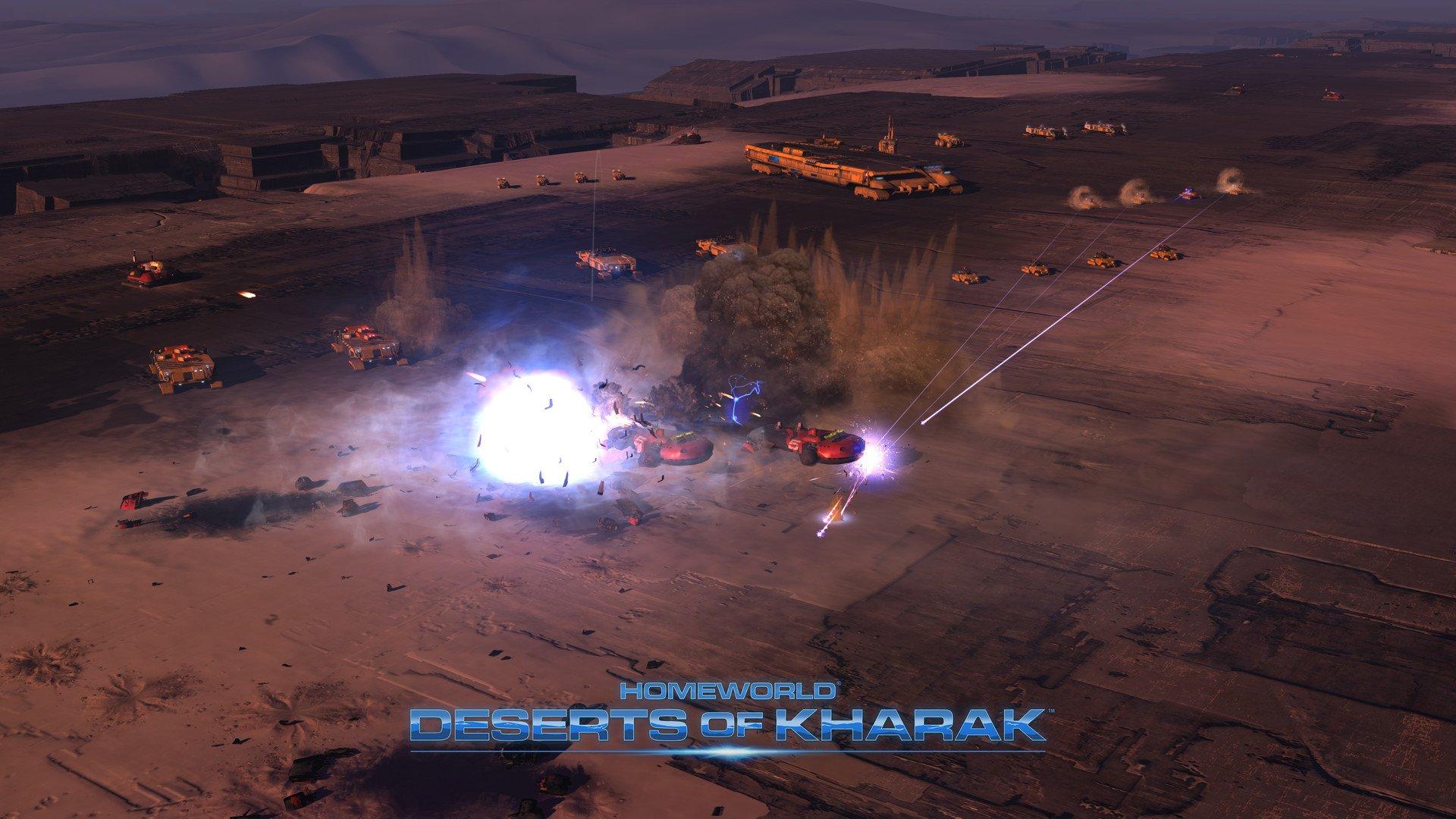 Homeworld Deserts of Kharak 6