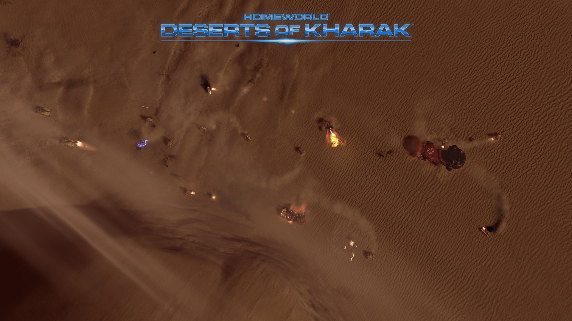 Homeworld Deserts of Kharak 9