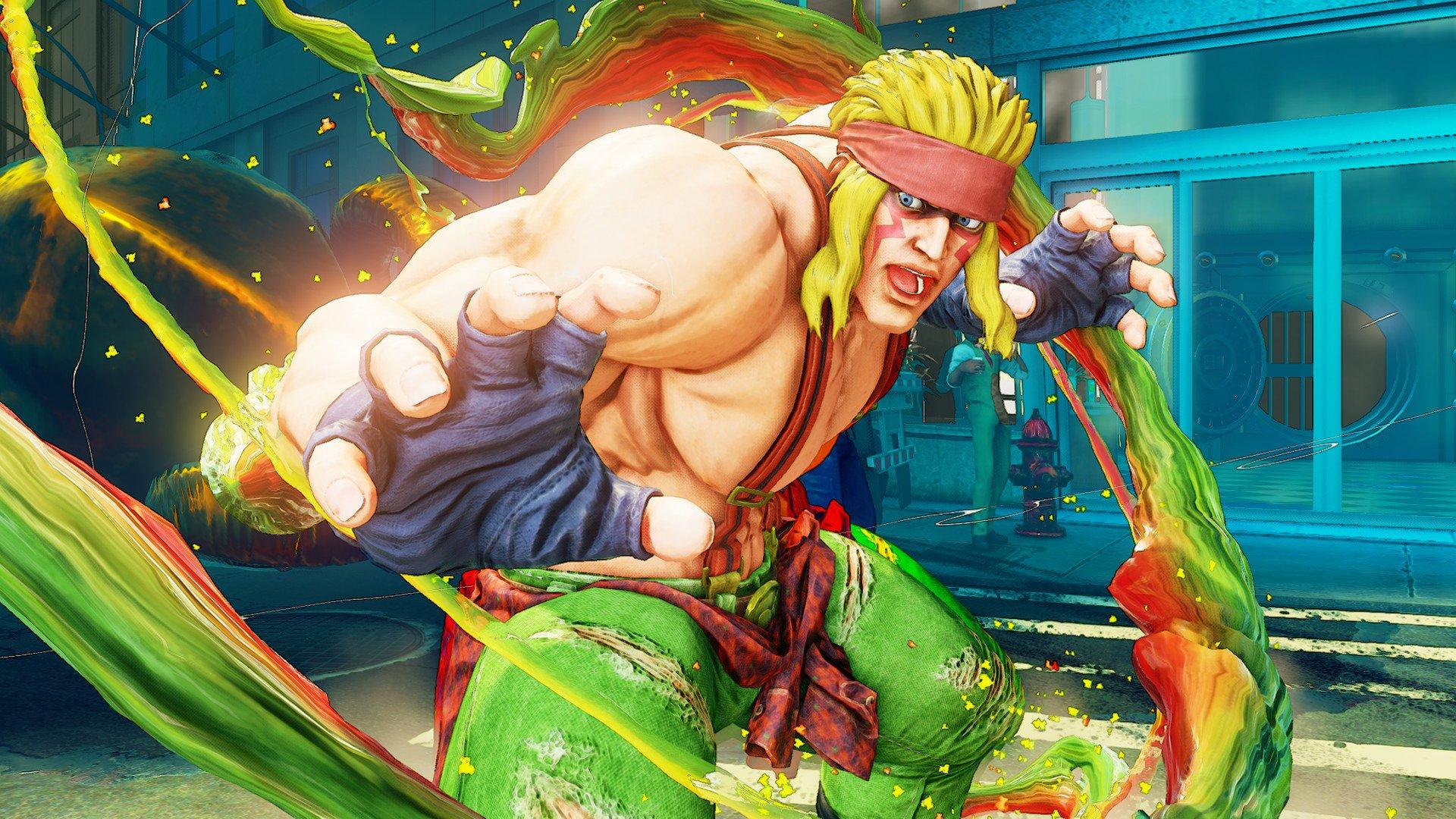 Street Fighter V 15