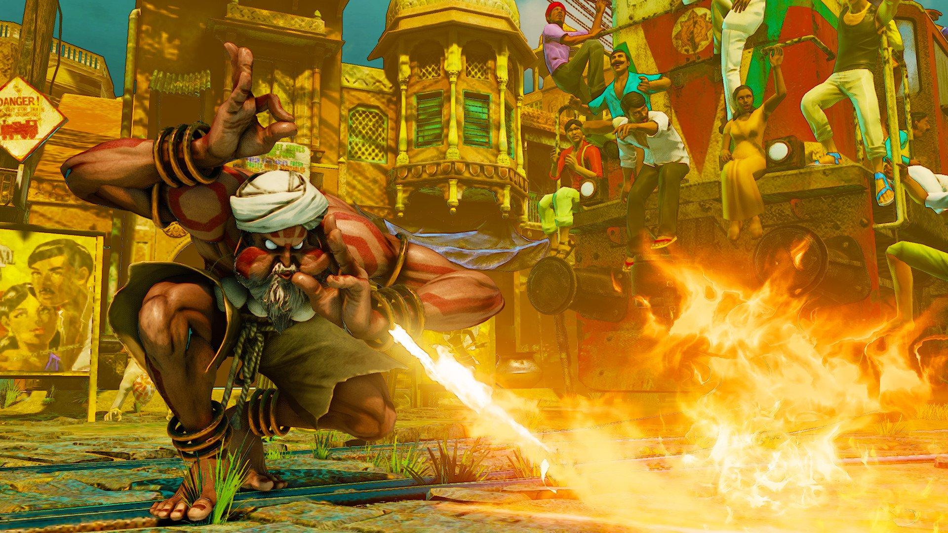 Street Fighter V 27