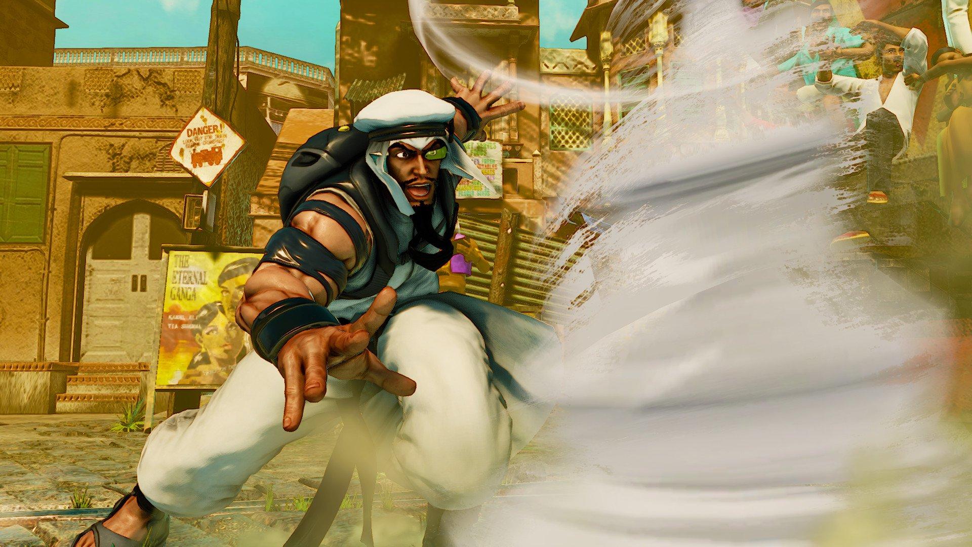 Street Fighter V 29