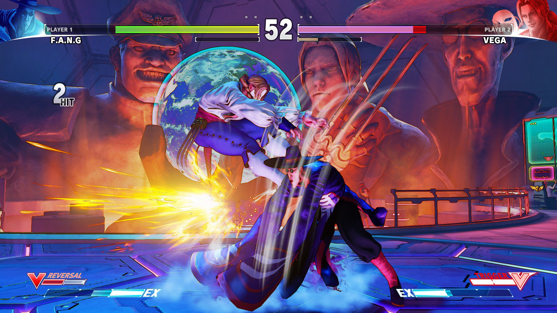 Street Fighter V 36