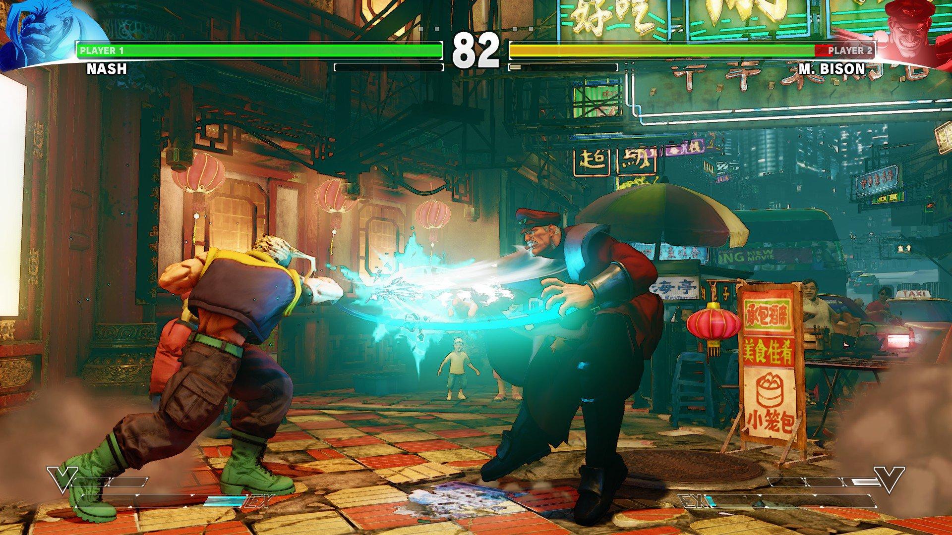 Street Fighter V 37
