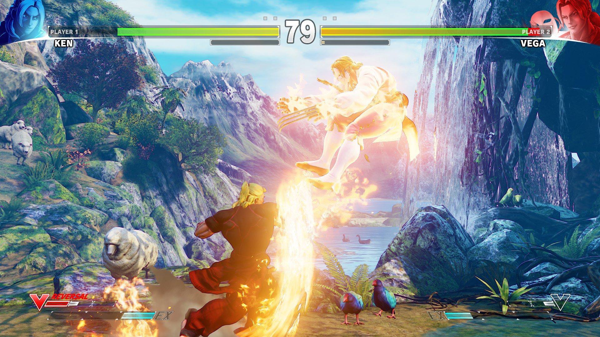 Street Fighter V 40