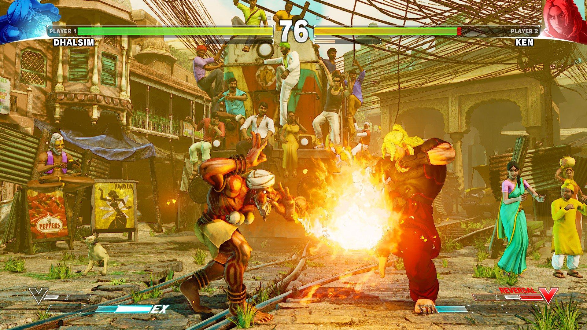 Street Fighter V 41