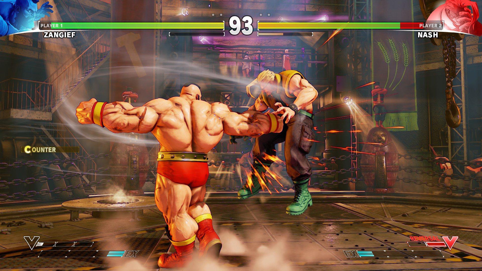 Street Fighter V 44