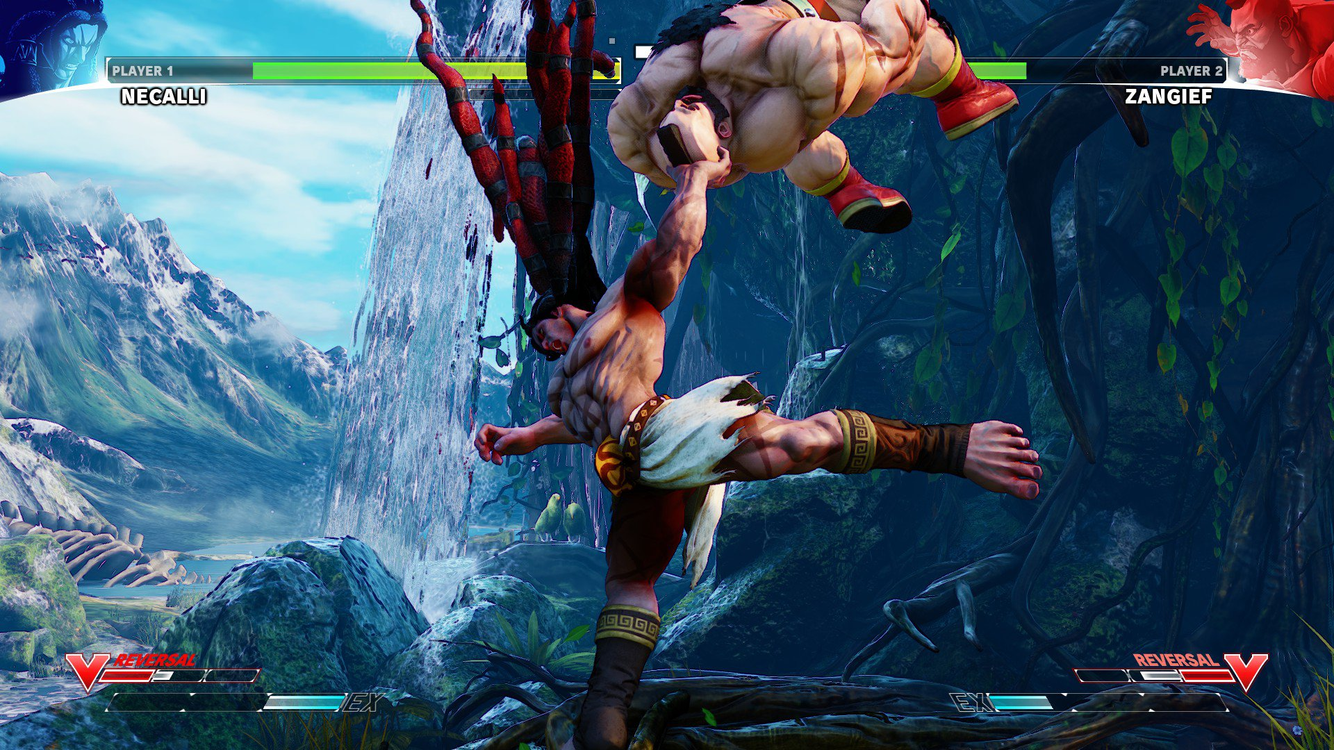 Street Fighter V 45
