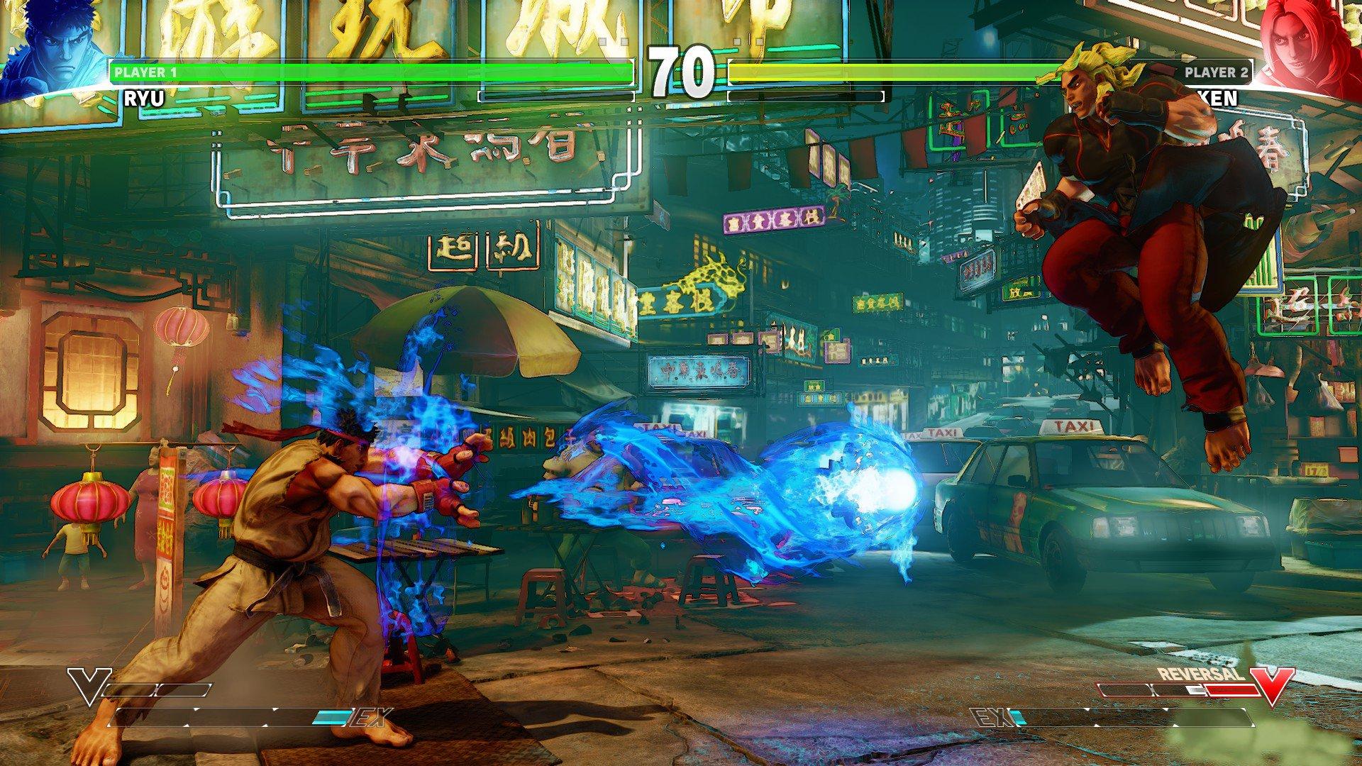 Street Fighter V 46