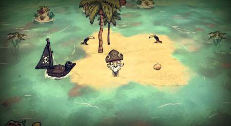 Dont Starve Shipwrecked 7