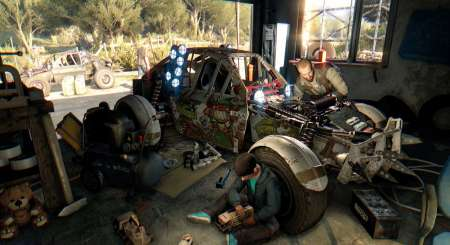 Dying Light The Following 8