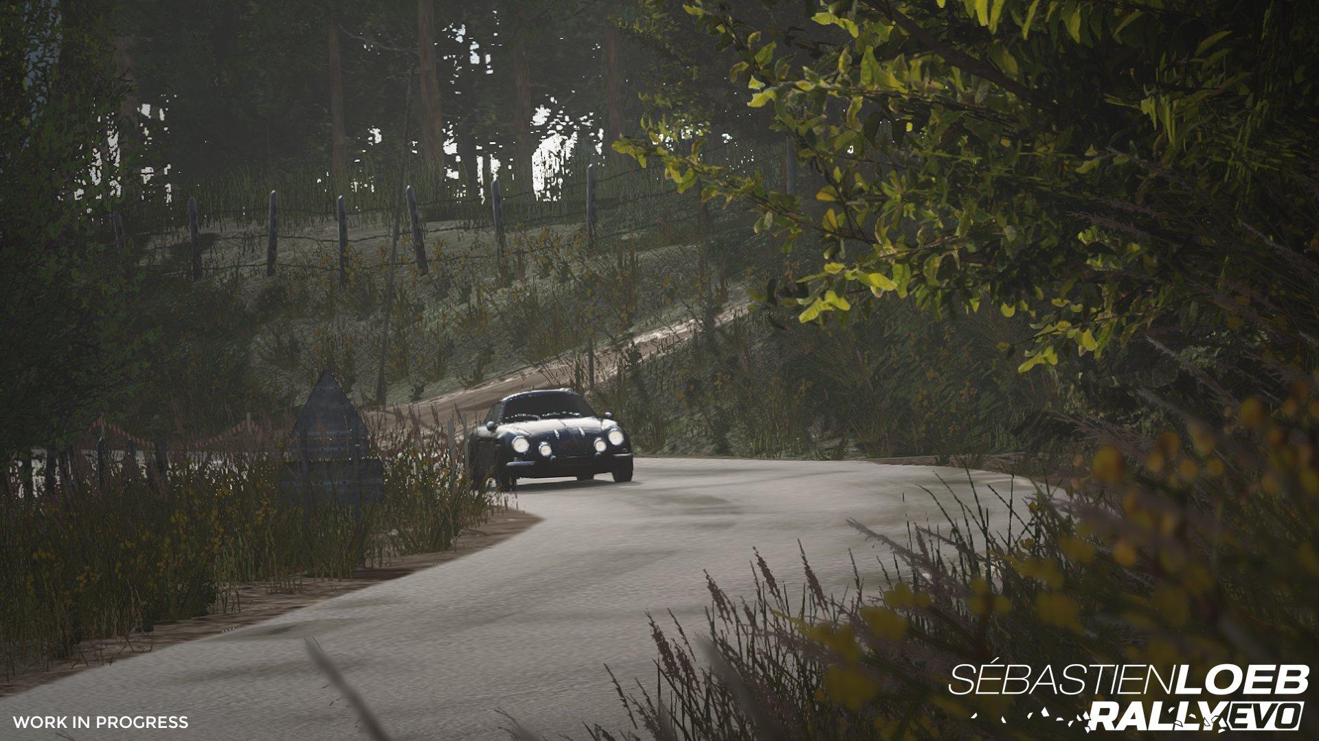 Sébastien Loeb Rally EVO 10