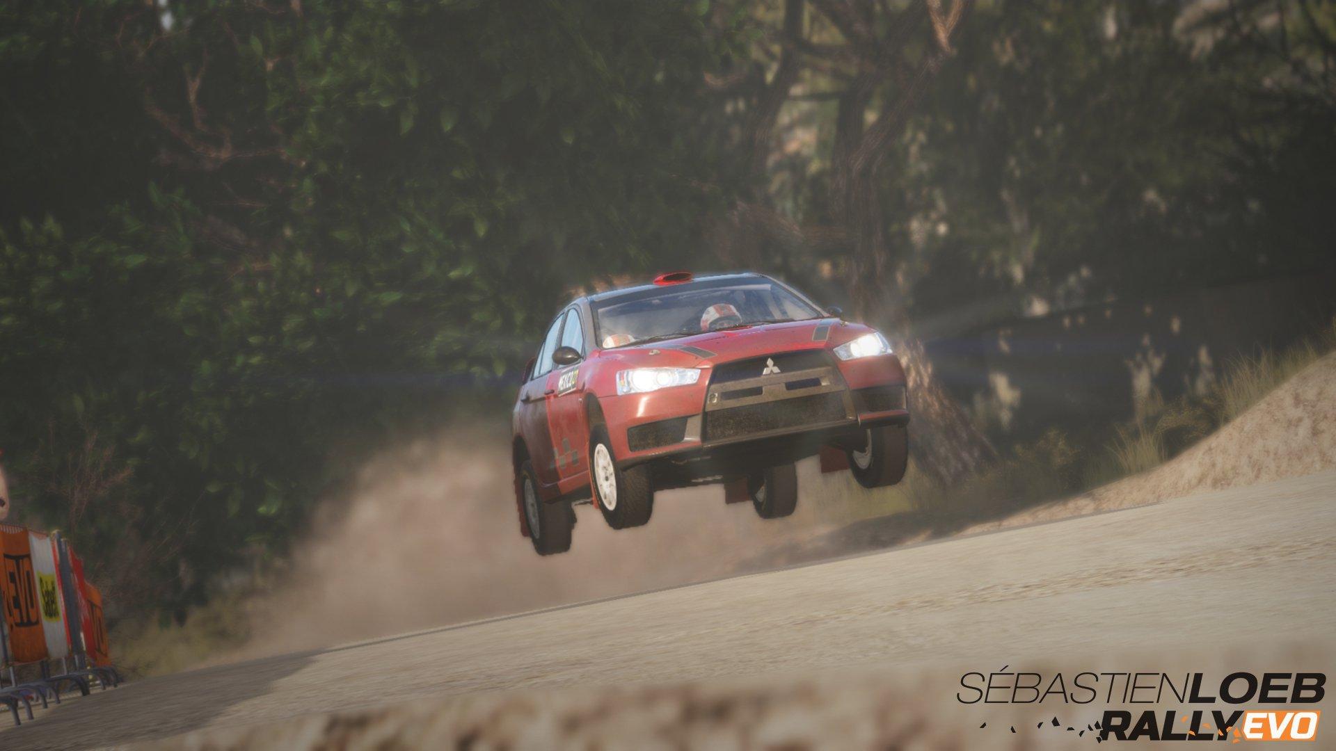 Sébastien Loeb Rally EVO 7