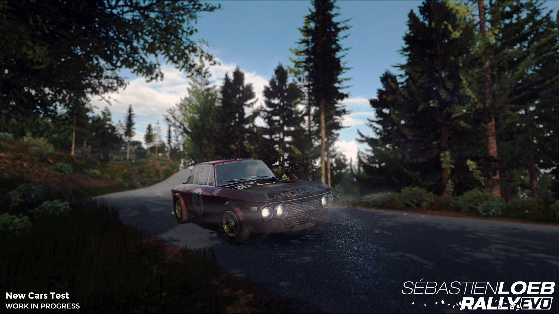 Sébastien Loeb Rally EVO 9