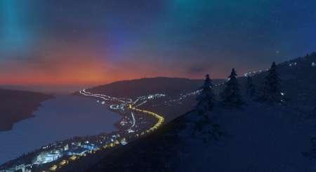 Cities Skylines Snowfall 1