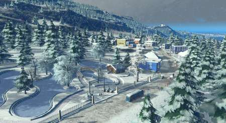 Cities Skylines Snowfall 3