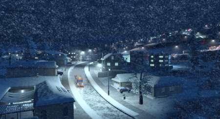 Cities Skylines Snowfall 5