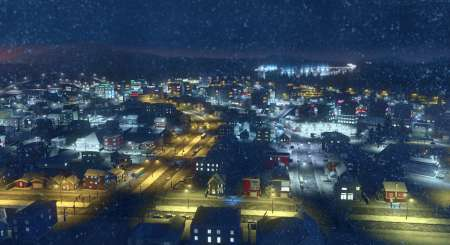 Cities Skylines Snowfall 6